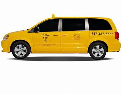 Taxi Cab Yellow Indianapolis Service Medicaid Ada