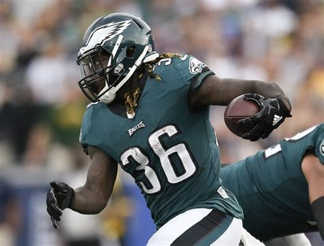 philadelphia eagles jay ajayi doesnt   concerned