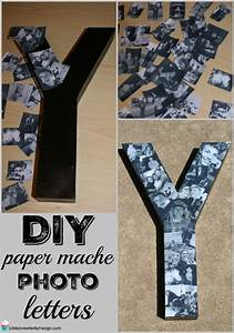17 best ideas about letter collage on pinterest mod With paper mache lowercase letters