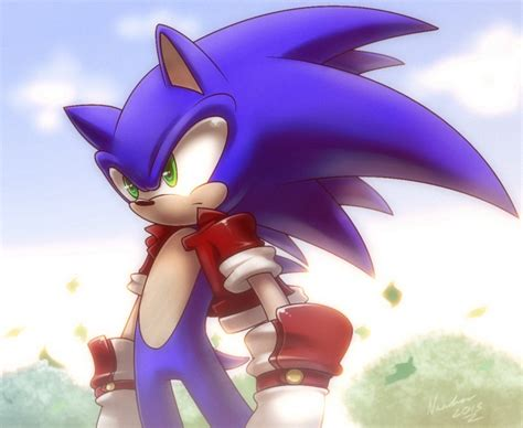 Sonic The Hedgehog Reflections By Nancher On Deviantart