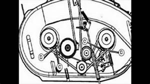 Craftsman Gt3000 Belt Diagram