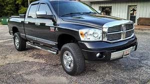 Purchase Used 2008 Dodge Ram 2500 Diesel 4x4 Laramie In Sanford  North Carolina  United States