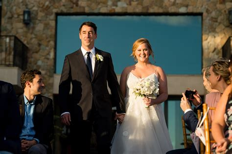 amy schumer and husband inside amy schumer s instant attraction to new husband