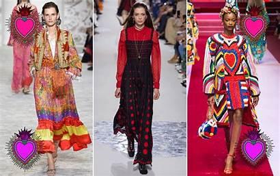 Frida Kahlo Summer Vogue Trends Spring Trend