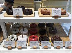 Camden Blue Star Donuts, Daikanyama Best Living Japan