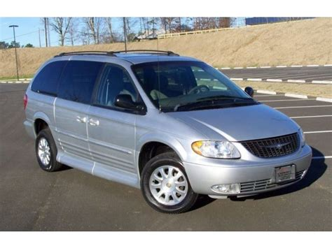 Chrysler Town And Country Length by 2002 Chrysler Town And Country Lxi Cars For Sale