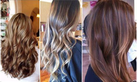 Best Ideas Fabulous Long Dark Brown Hair With Blonde