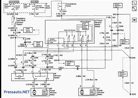 1999 Chevy Silverado 1500 Tail Light Wiring Diagram 1992 Chevy ...
