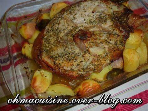 cuisine porc recettes de rouelle de porc et cuisine au four