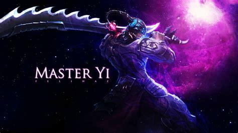 league  legends master yi hd desktop wallpaper