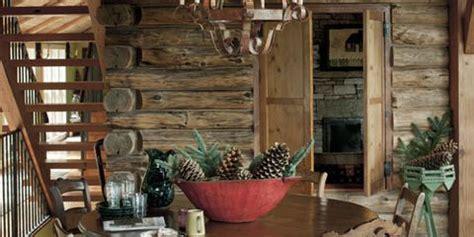 log cabin house  decorating ideas  log cabins