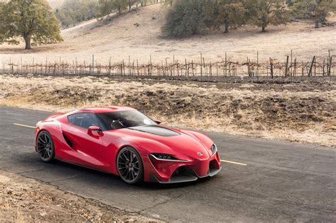 cars toyota toyota ft 1 concept car gives us supra dreams at 2014 naias