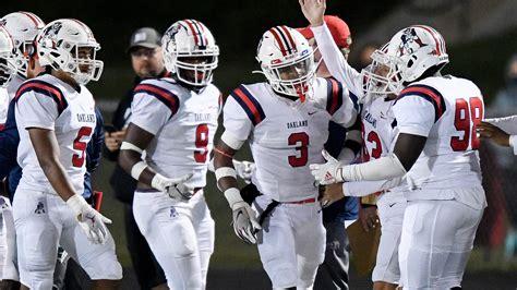 Nashville football: Top-10 high school rankings after Week 7