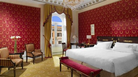 Westin Excelsior Mingles Among Rome's Famous Streets
