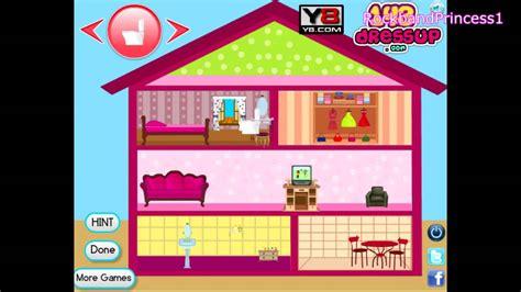 doll house decorating games  psoriasisgurucom