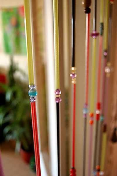 beaded home decor interesting 25 creative plastic recycling ideas turn plastic straws