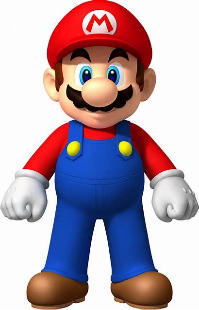 Mario Clip Brothers Clipart Super Bros Characters
