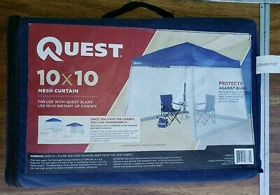 quest instant  canopy evaluate hardware