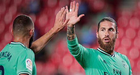 Real Madrid vs Granada: goles, resultado, resumen, mejores ...