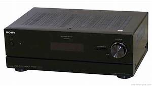 Sony Str-dn1000 - Manual