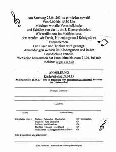 Einverständniserklärung Schule Vorlage : st jakobus 39 s kindergarten blog seite 3 ~ Themetempest.com Abrechnung