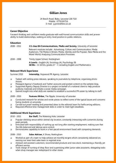 6 correct resume format addressing letter