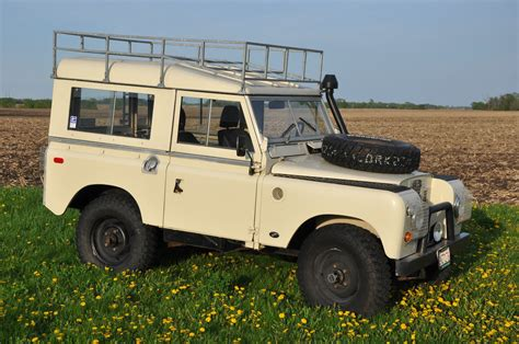 vintage land rover 1968 land rover series iia vintage mudder reviews of
