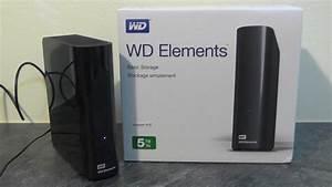 Wd Elements Desktop 5tb - Unboxing  U0026 Speed Test
