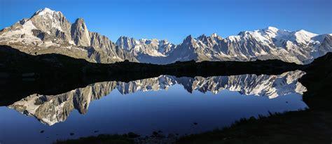 le massif du mont blanc jean baptiste deraeck