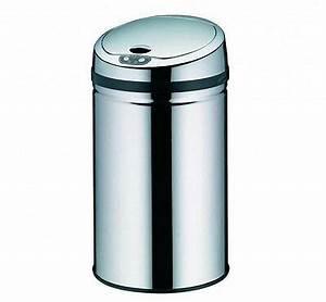 Eimer 30 Liter : abfalleimer sensor ramon m lleimer eimer batterie betrieben edelstahl 30 liter eur 62 30 ~ Orissabook.com Haus und Dekorationen