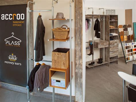 Système Rangement Garde Robe by Rangement Pour Garde Robe Walk In Accroo Rangement