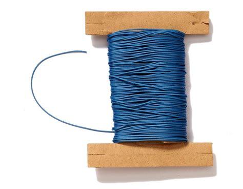 jalousie billiger plissee schnur blau 0 8 mm zubehör cosiflor