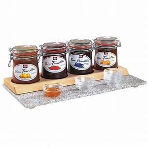 Küche Selber Zusammenstellen Günstig : marmeladenbar 4 fach eckig m sli konfit respender buffet buffet luchs direkt ~ Buech-reservation.com Haus und Dekorationen