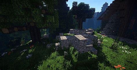 cosy rustic villa minecraft house design