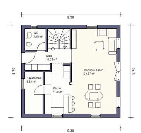 Kleines Einfamilienhaus Grundriss by Klassischer Einfamilienhaus Grundriss Haus Grundriss