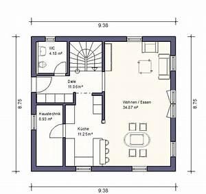 Haus Raumaufteilung Beispiele : hausbau grundrisse grundrisse f r einfamilienh user ~ Lizthompson.info Haus und Dekorationen
