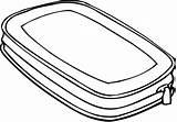 Zipper Coloring Getdrawings Printable Getcolorings sketch template