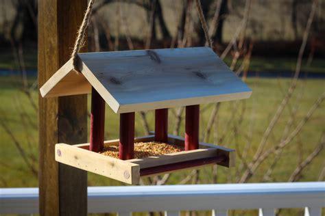 ana white simple bird feeder diy projects