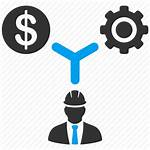 Solution Icon Development Business Technology Engineering Icons