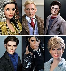 Realistic Celebrity Dolls by Noel Cruz | ART propaganda ...