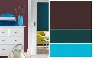 Wand In Petrol : farben kombinieren cooler hingucker bild 12 sch ner wohnen ~ Sanjose-hotels-ca.com Haus und Dekorationen