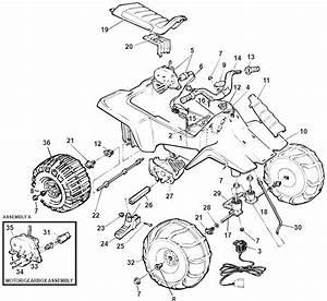 Power Wheels Lil Suzuki