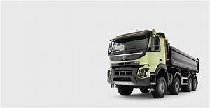 Volvo Fmx  U2013 Tough  Solid And Seriously Strong