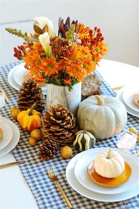 Thanksgiving Centerpieces Thanksgiving Table Decor