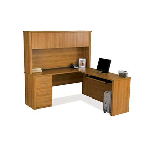 70 inch wide desk embassy cappuccino cherry 70 inch wide l shaped