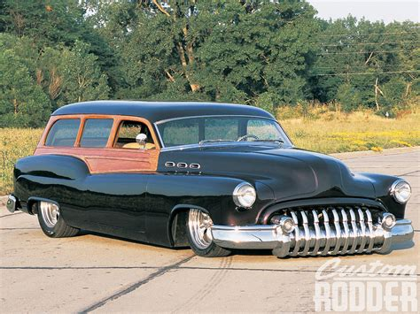 1950 Buick Station Wagon