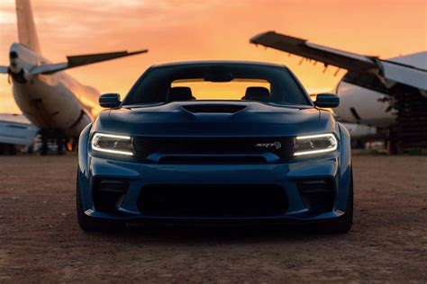 2020 Dodge Charger Hellcat Widebody Unleashed With 707 Hp