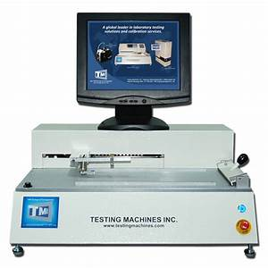 Friction (CoF) and Slip Testers | Testing Machines Inc