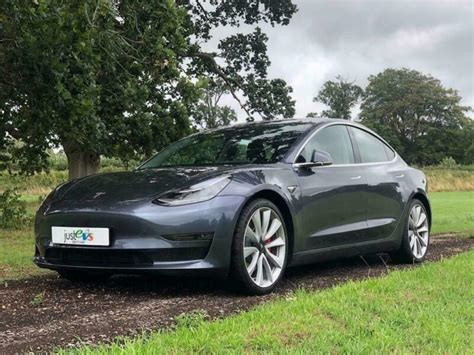 Download 2019 Cheapest Tesla 3 Gif