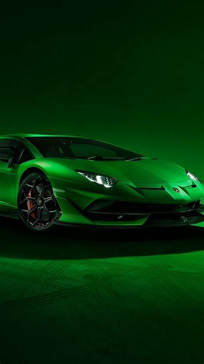 Svj Lamborghini Aventador Iphone Wallpapers Resolutions Plus